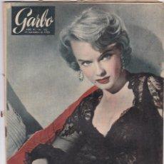 Libros de segunda mano: REVISTA GARBO AÑO 1955 -Nº 132 LOS AVIADORES SOLO SON HOMBRES. Lote 222855182