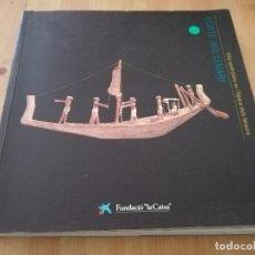 Libros de segunda mano: EGIPTE MIL.LENARI, VIDA QUOTIDIANA EN L'ÈPOCA DELS FARAONS (FUNDACIÓ LA CAIXA). Lote 224610965