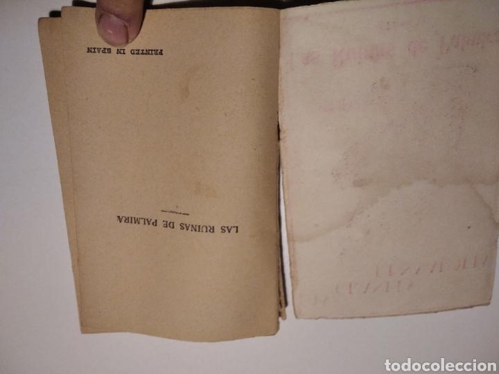 Libros de segunda mano: Libro Antiguo las ruinas de Palmira tomo I - Foto 2 - 224761953