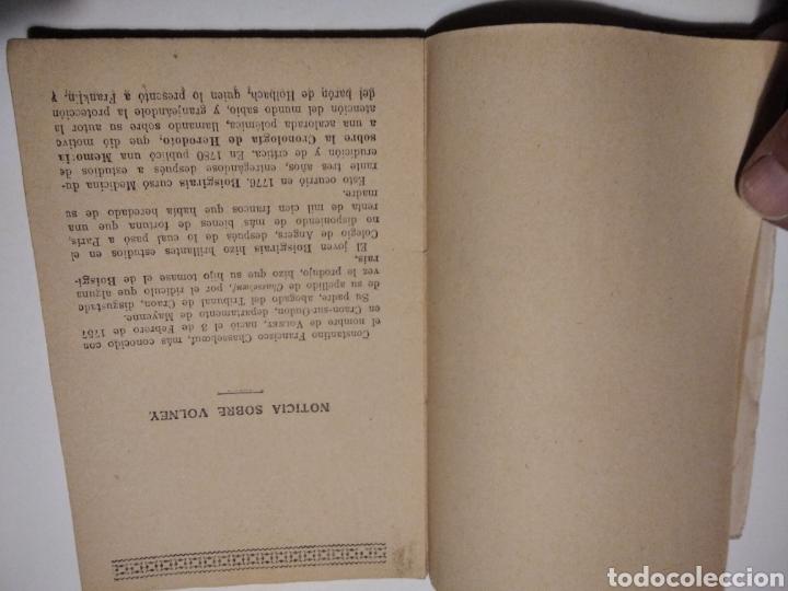 Libros de segunda mano: Libro Antiguo las ruinas de Palmira tomo I - Foto 4 - 224761953