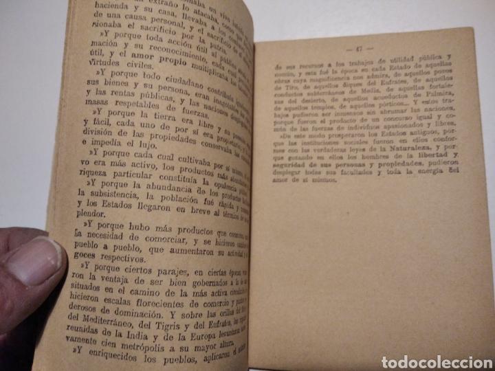 Libros de segunda mano: Libro Antiguo las ruinas de Palmira tomo I - Foto 6 - 224761953