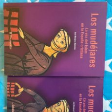 Libros de segunda mano: LOS MUDÉJARES (DOS TOMOS). Lote 224833215