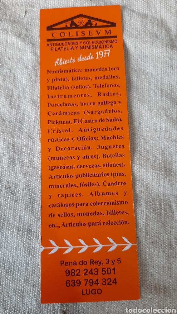Libros de segunda mano: 2007 GALICIA LIGA SANTABALLESA HISTORIA ESCOLA HABANERA LUGO LIBRERIA O ALMACÉN DO COLISEVM - Foto 3 - 222115528