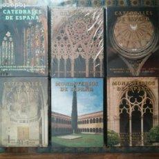 Libros de segunda mano: CATEDRALES Y MONASTERIOS DE ESPAÑA.. Lote 226871350