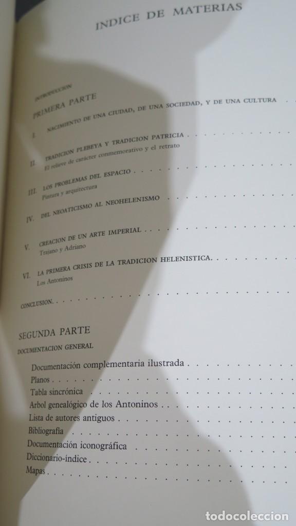 Libros de segunda mano: 1969.- ROMA CENTRO DE PODER. UNIVERSO DE LAS FORMAS. AGUILAR - Foto 4 - 227089355