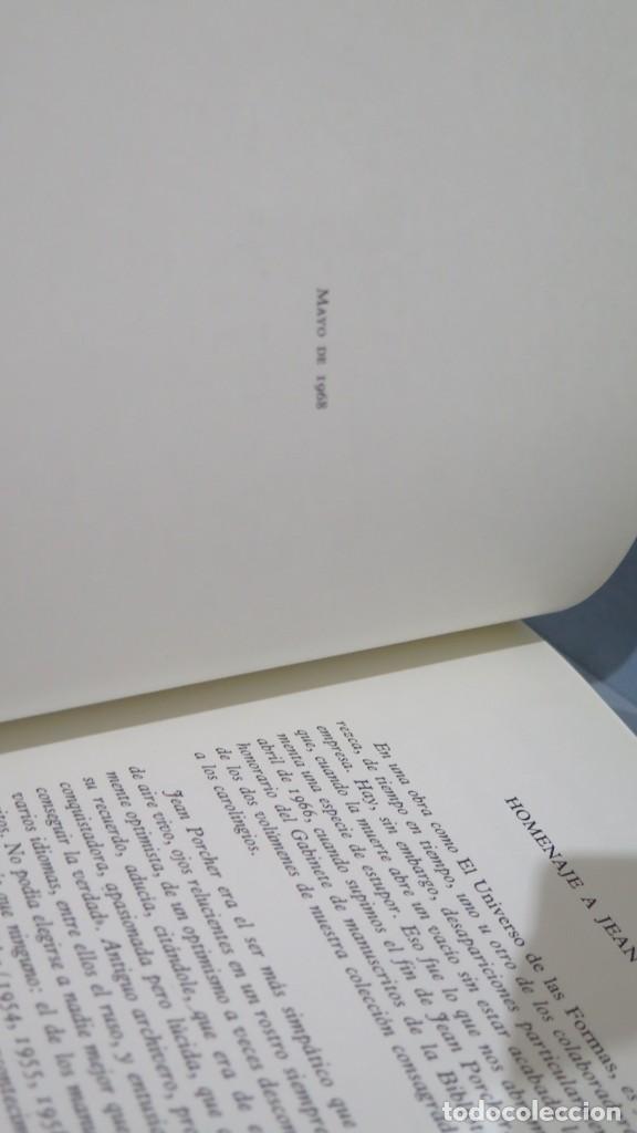 Libros de segunda mano: 1968.- LA EUROPA DE LAS INVASIONES. EL UNIVERSO DE LAS FORMAS - Foto 3 - 227089450
