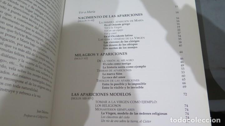 Libros de segunda mano: EL CIELO EN LA TIERRA. LAS APARICIONES DE LA VIRGEN EN LA EDAD MEDIA. SYLVIE BARNAY - Foto 2 - 227093270