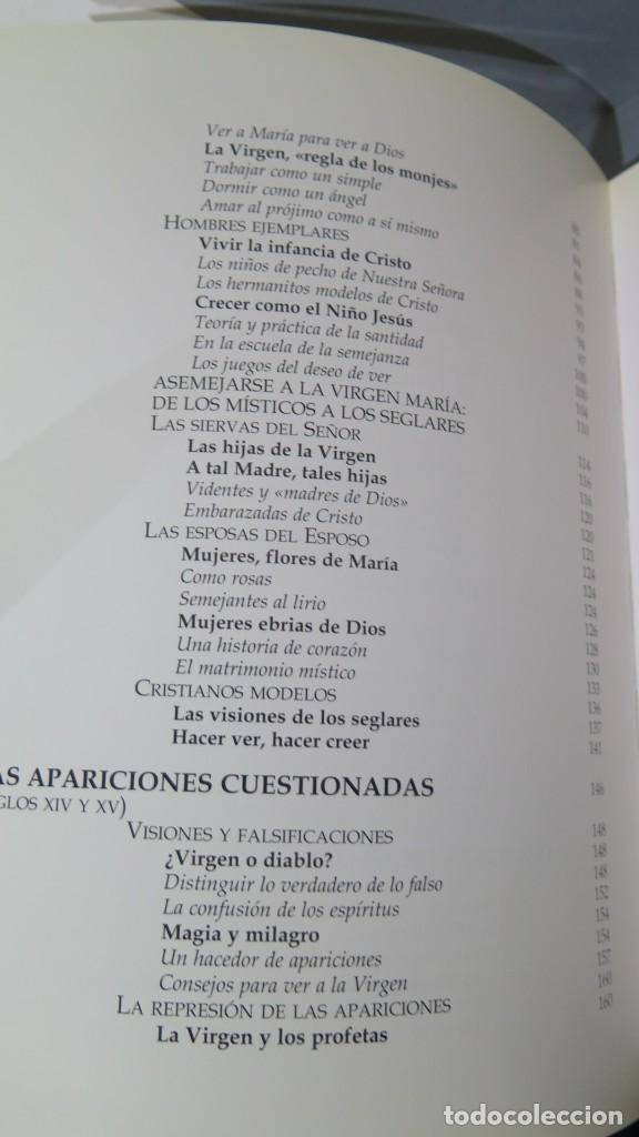 Libros de segunda mano: EL CIELO EN LA TIERRA. LAS APARICIONES DE LA VIRGEN EN LA EDAD MEDIA. SYLVIE BARNAY - Foto 3 - 227093270