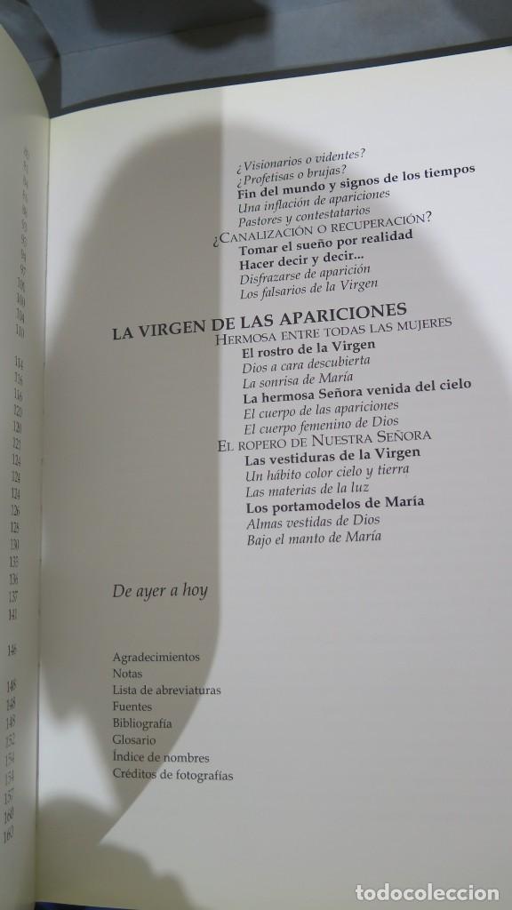 Libros de segunda mano: EL CIELO EN LA TIERRA. LAS APARICIONES DE LA VIRGEN EN LA EDAD MEDIA. SYLVIE BARNAY - Foto 4 - 227093270