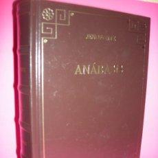 Libros de segunda mano: ANABASIS - JENOFORTE - EDITORIAL GREDOS 2006. Lote 228549290