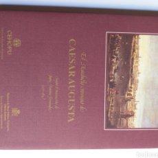 Libros de segunda mano: EL ACUEDUCTO ROMANO DE CAESARAUGUSTA . ZARAGOZA ARTE ROMANO. Lote 228571310