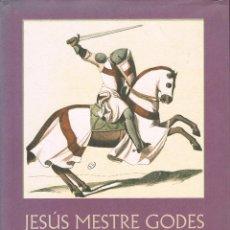 Libros de segunda mano: LOS TEMPLARIOS (JESÚS MESTRES CODES). Lote 229194125