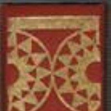 Libros de segunda mano: EL AMOR EN LOS PUEBLOS PRIMITIVOS (JOSÉ REPOLLES AGUILAR). Lote 229197340