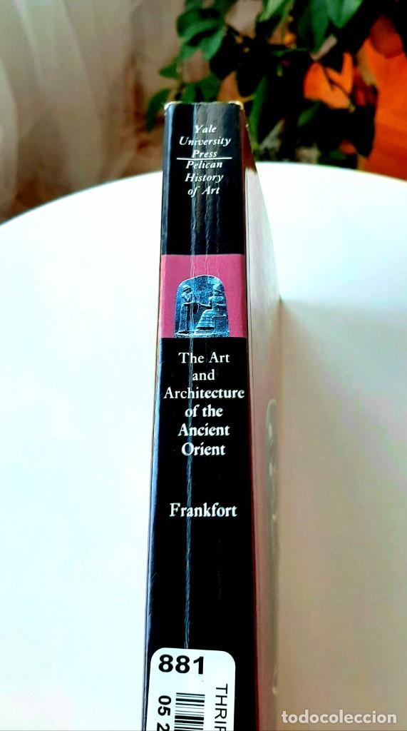 """Libros de segunda mano: Arte en """"Mesopotamia"""". Frankfort 1996. Collon 1995. Feldman-Brown 2014. Bahrani & Herrmann 2017. - Foto 2 - 229610765"""