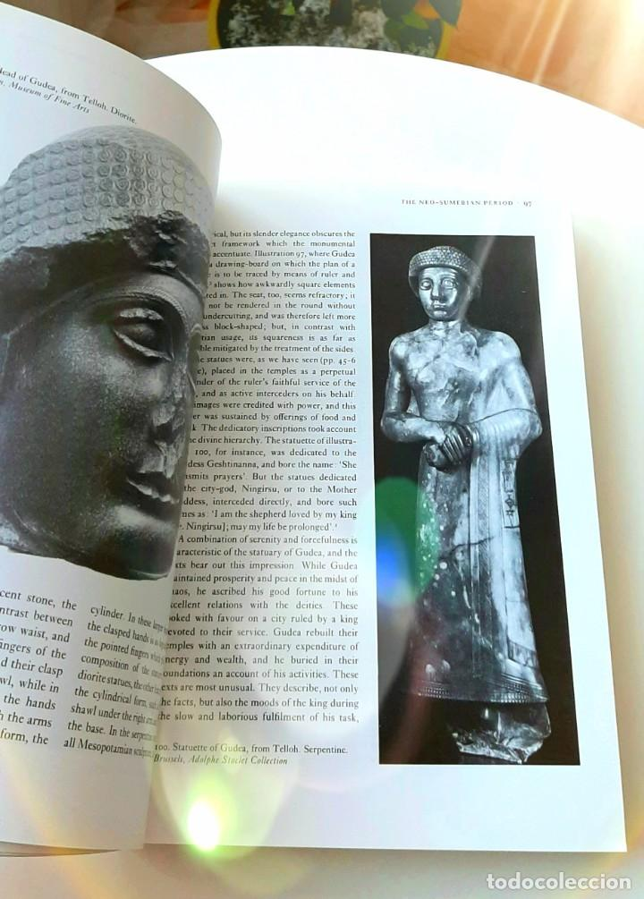 """Libros de segunda mano: Arte en """"Mesopotamia"""". Frankfort 1996. Collon 1995. Feldman-Brown 2014. Bahrani & Herrmann 2017. - Foto 6 - 229610765"""