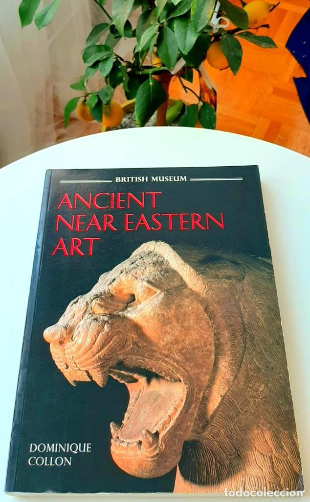 """Libros de segunda mano: Arte en """"Mesopotamia"""". Frankfort 1996. Collon 1995. Feldman-Brown 2014. Bahrani & Herrmann 2017. - Foto 8 - 229610765"""