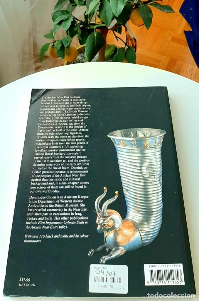 """Libros de segunda mano: Arte en """"Mesopotamia"""". Frankfort 1996. Collon 1995. Feldman-Brown 2014. Bahrani & Herrmann 2017. - Foto 10 - 229610765"""