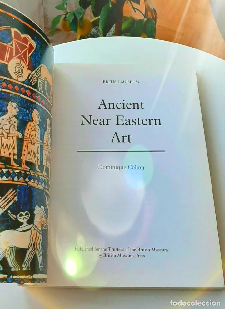 """Libros de segunda mano: Arte en """"Mesopotamia"""". Frankfort 1996. Collon 1995. Feldman-Brown 2014. Bahrani & Herrmann 2017. - Foto 11 - 229610765"""