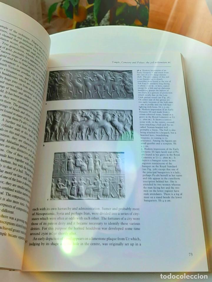 """Libros de segunda mano: Arte en """"Mesopotamia"""". Frankfort 1996. Collon 1995. Feldman-Brown 2014. Bahrani & Herrmann 2017. - Foto 13 - 229610765"""