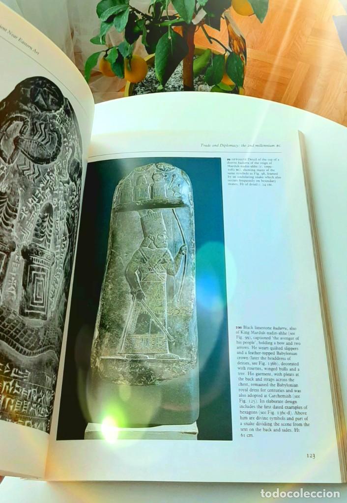 """Libros de segunda mano: Arte en """"Mesopotamia"""". Frankfort 1996. Collon 1995. Feldman-Brown 2014. Bahrani & Herrmann 2017. - Foto 14 - 229610765"""
