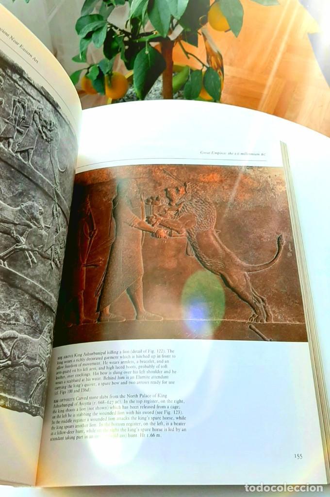 """Libros de segunda mano: Arte en """"Mesopotamia"""". Frankfort 1996. Collon 1995. Feldman-Brown 2014. Bahrani & Herrmann 2017. - Foto 15 - 229610765"""