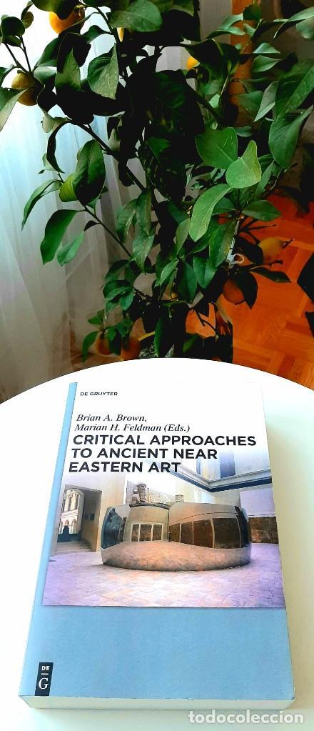 """Libros de segunda mano: Arte en """"Mesopotamia"""". Frankfort 1996. Collon 1995. Feldman-Brown 2014. Bahrani & Herrmann 2017. - Foto 16 - 229610765"""