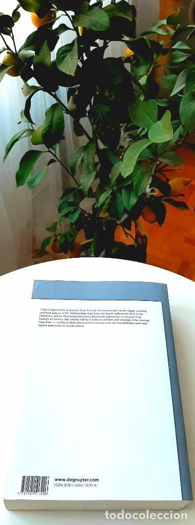 """Libros de segunda mano: Arte en """"Mesopotamia"""". Frankfort 1996. Collon 1995. Feldman-Brown 2014. Bahrani & Herrmann 2017. - Foto 18 - 229610765"""
