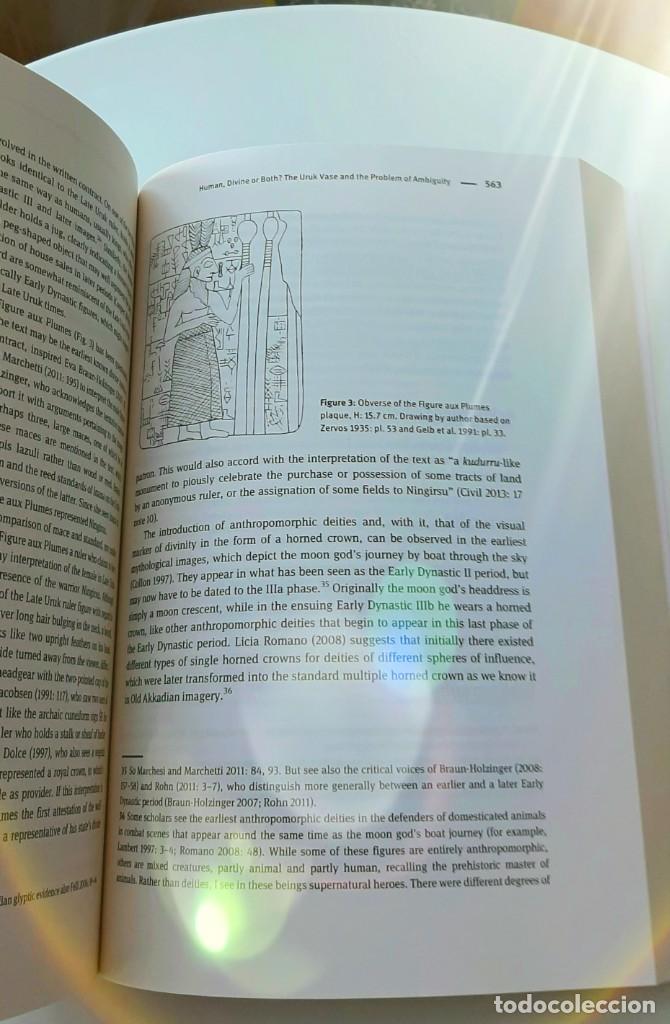 """Libros de segunda mano: Arte en """"Mesopotamia"""". Frankfort 1996. Collon 1995. Feldman-Brown 2014. Bahrani & Herrmann 2017. - Foto 21 - 229610765"""