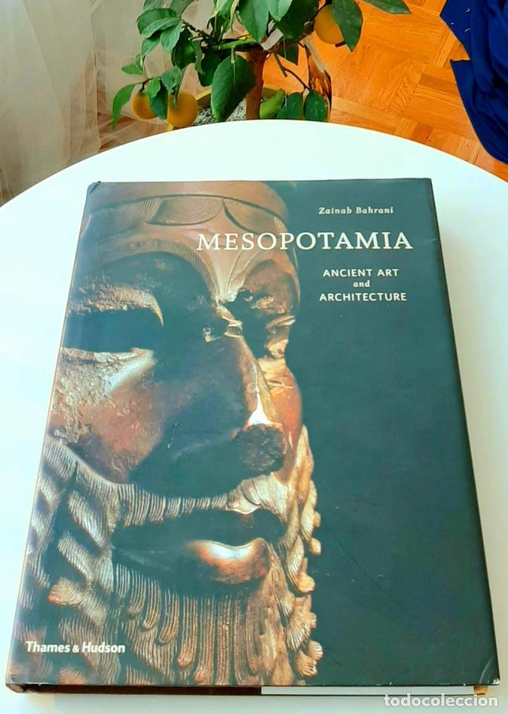 """Libros de segunda mano: Arte en """"Mesopotamia"""". Frankfort 1996. Collon 1995. Feldman-Brown 2014. Bahrani & Herrmann 2017. - Foto 33 - 229610765"""