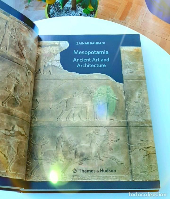 """Libros de segunda mano: Arte en """"Mesopotamia"""". Frankfort 1996. Collon 1995. Feldman-Brown 2014. Bahrani & Herrmann 2017. - Foto 39 - 229610765"""
