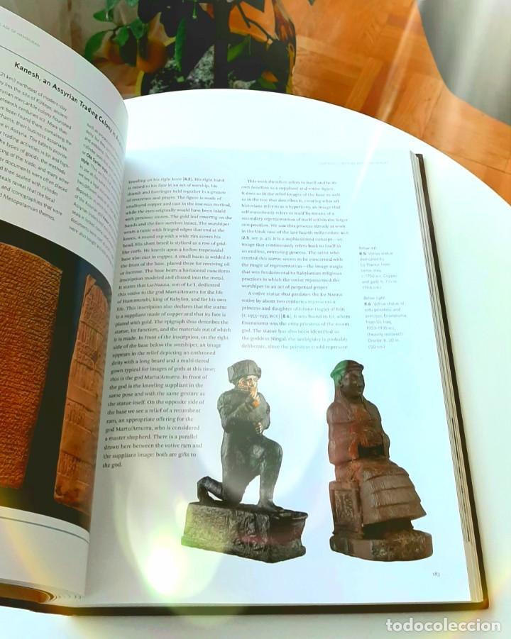 """Libros de segunda mano: Arte en """"Mesopotamia"""". Frankfort 1996. Collon 1995. Feldman-Brown 2014. Bahrani & Herrmann 2017. - Foto 41 - 229610765"""