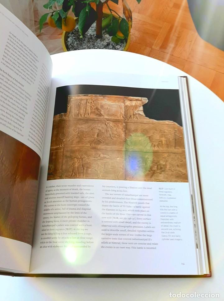 """Libros de segunda mano: Arte en """"Mesopotamia"""". Frankfort 1996. Collon 1995. Feldman-Brown 2014. Bahrani & Herrmann 2017. - Foto 42 - 229610765"""