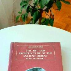 """Libros de segunda mano: ARTE EN """"MESOPOTAMIA"""". FRANKFORT 1996. COLLON 1995. FELDMAN-BROWN 2014. BAHRANI & HERRMANN 2017.. Lote 229610765"""