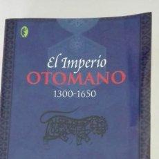 Libros de segunda mano: EL IMPERIO OTOMANO (1300-1650). COLIN IMBER. Lote 232017200