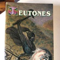 Libros de segunda mano: TEUTONES DE DONALD MACKENZIE. Lote 232468440