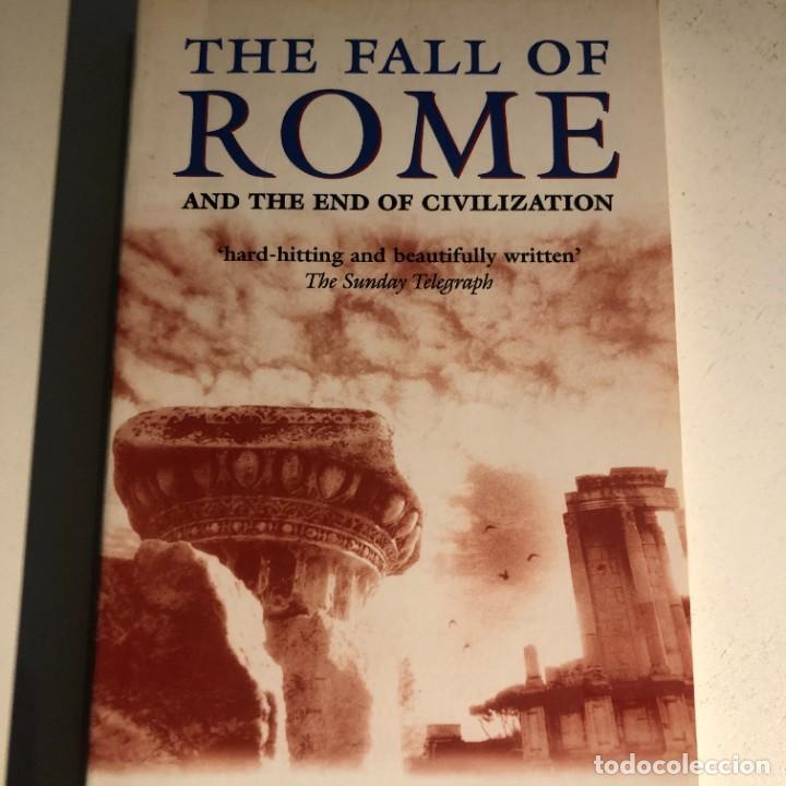 THE FALL OF ROME: AND THE END OF CIVILIZATION DE BRYAN WARD-PERKINS (Libros de Segunda Mano - Historia Antigua)