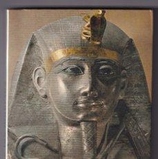 Libros de segunda mano: EL LIBRO DE LOS MUERTOS - CONJUROS MILENARIOS EGIPCIOS - 1991. Lote 233767500