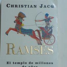 Libros de segunda mano: LIBRO, RAMSES,AÑO 1998. Lote 233906880