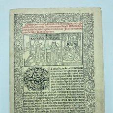 Libros de segunda mano: ALFONSO DE LA TORRE. VISION DELEITABLE DE LA FILOSOFIA Y OTRAS CIENCIAS. 1489. FACSÍMIL. Lote 235798425