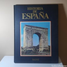 Libros de segunda mano: HISTORIA DE ESPAÑA - SALVAT. Lote 235869590