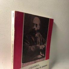 Libros de segunda mano: CASANOVA Y SU CIRCULO ALICANTINO DE PINTORES Y ESCULTORES ··· ADRIAN ESPI VALDES ● KB0154. Lote 235979640