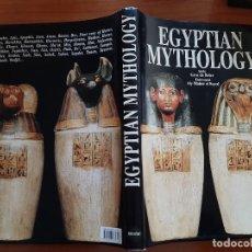 Libros de segunda mano: 1999 EGYPTIAN MYTHOLOGY - AUDE GROS DE BELER - EN INGLÉS. Lote 236043530