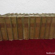Libros de segunda mano: HISTORIA DE ESPAÑA Y DE LAS REPÚBLICAS LATINOAMERICANAS / 25 TOMOS POR ALFREDO OPISSO /. Lote 236517435