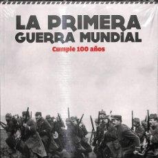 Libros de segunda mano: LA PRIMERA GUERRA MUNDIAL - A BAYONETA CALADA 2 / HISTORIA Y VIDA. Lote 236551185