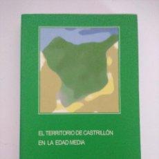 Libros de segunda mano: LIBRO/EL TERRITORIO DE CASTRILLON EN LA EDAD MEDIA/EL CASTILLO GAUZON/ALEJANDRO GARCIA-BUSTO IVAN M.. Lote 236690935