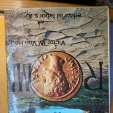 Libros de segunda mano: LOS CAMINOS QUE CONDUCEN A ROMA. Lote 238411335