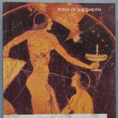 Libros de segunda mano: AMOR Y SEXO EN LA ANTIGUA GRECIA. ESLAVA. Lote 294972698