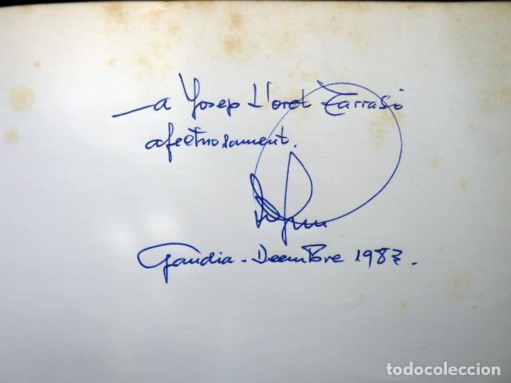 Libros de segunda mano: CARTA ARQUEOLÓGICA DE LA SAFOR. J. APARICIO - V. GUIRREA - S. CLIMENT. AYUNTAMIENTO GANDIA, 1983. DE - Foto 3 - 261153270