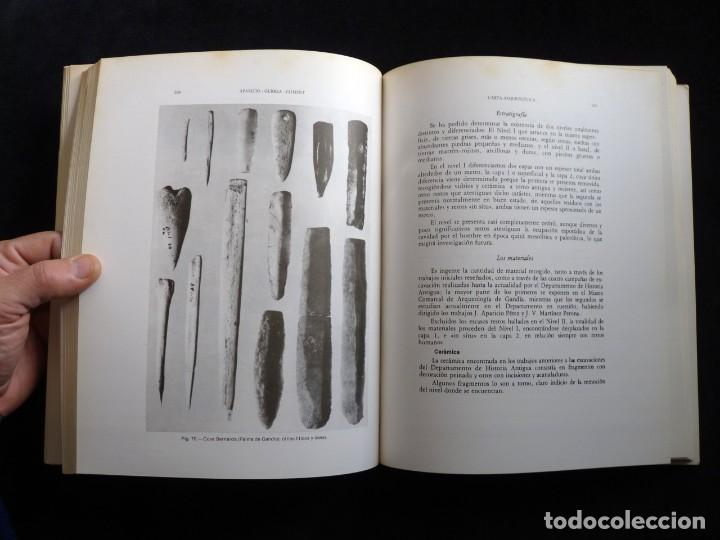 Libros de segunda mano: CARTA ARQUEOLÓGICA DE LA SAFOR. J. APARICIO - V. GUIRREA - S. CLIMENT. AYUNTAMIENTO GANDIA, 1983. DE - Foto 7 - 261153270