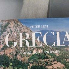 Libros de segunda mano: GRECIA CUNA DE OCCIDENTE. PETER LEVI. Lote 241276570